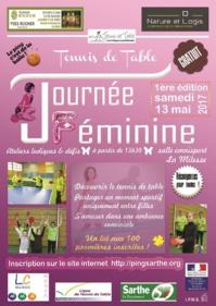La fête du ping féminin en Sarthe !