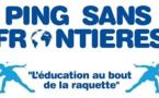 Tournoi solidarité Ping Sans Frontières Arnage