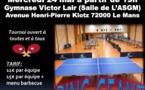 Tournoi Ultimate Ping ASGM