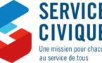 Recrutement volontaires service civique
