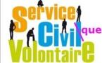 Recrutement de 3 services civiques