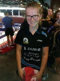 Diane Boitel, Championne de France