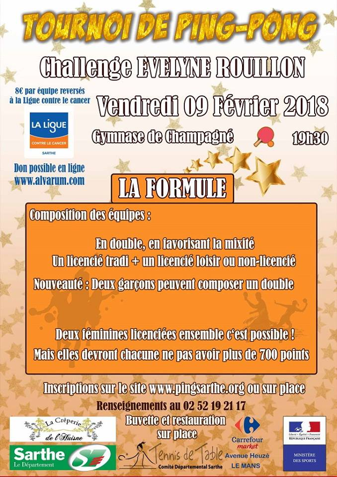 Formule Challenge Evelyne Rouillon