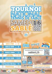 Tournoi Sable TT