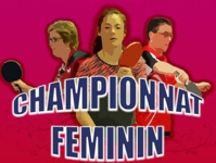 Championnat Féminin - Classement Phase 1 et poules phase 2
