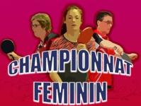 Le Championnat FEMININ 2019/20 Phase 1