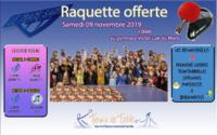 Opération Raquettes Offertes 2019