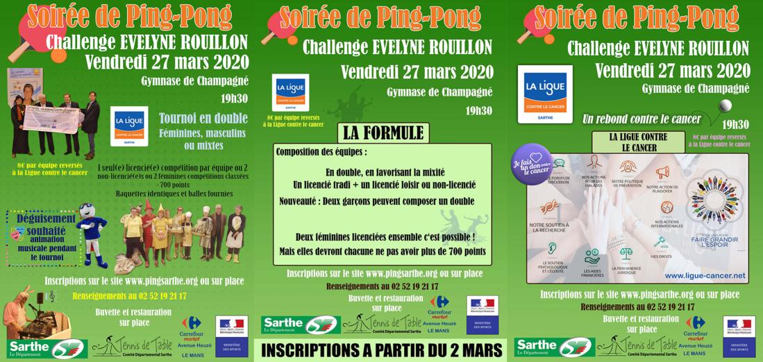 Challenge Evelyne Rouillon 2020
