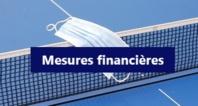 Plan de relance - Mesures financières saison 2020/2021