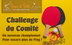 CHALLENGE du Comité : Résultats Journée 1