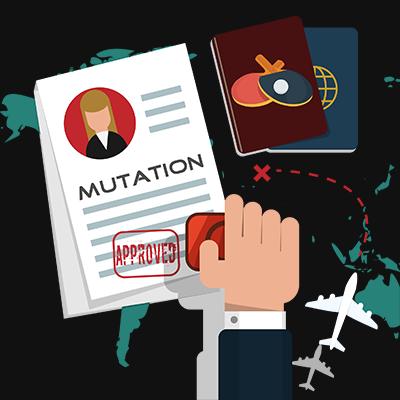 Mutations 2018-2019