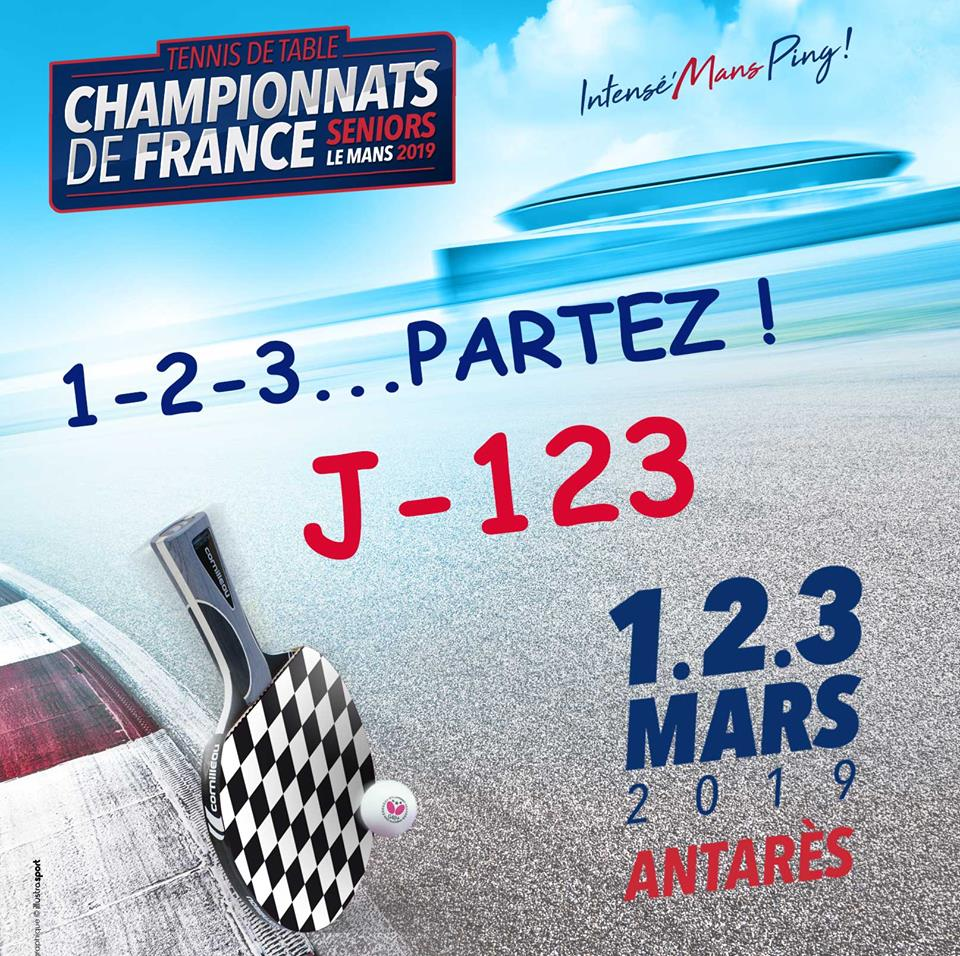 Informations championnat de France