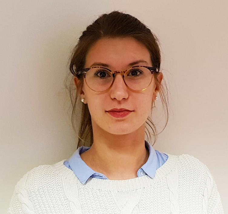 Recrutement de Ségolène Graichi