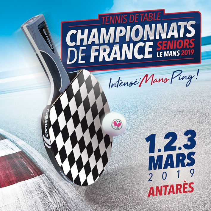 Informations billetterie Championnats de France