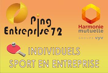 Individuels sport en entreprise Harmonie Mutuelle
