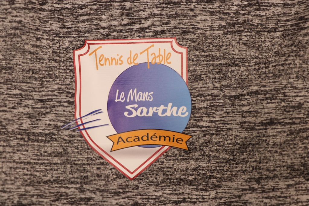 Remise de maillot aux joueurs de la structure Le Mans Sarthe Académie
