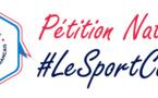 Pétition Nationale #Le Sport compte