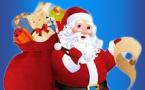 Remplissez la hotte du père Noël