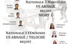 Nationale 3 - Arnage