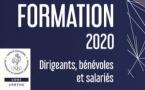 CDOS : brochure de formations 2020
