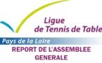 Report Assemblée Générale de la Ligue