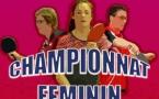 Le Championnat FEMININ 2020/2021 Phase 1 - version 2 du 06102020