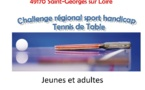 Challenge Régional Handisport