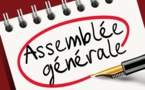 AG du comité