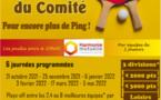 Inscriptions au challenge Harmonie Mutuelle 2021-2022