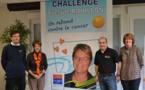 Conférence de Presse Challenge Evelyne ROUILLON